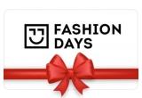 1 x voucher Fashion Days de cumparaturi de 500 de lei