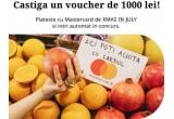 20 x voucher Fashion Days de cumparaturi de 1000 de lei