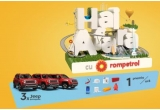3 x mașina Jeep Renegade R, 70 x smartphone Samsung Galaxy A21s, 90 x aparat foto instant Fujifilm Instax Mini 11, 100 x pelerina de ploaie, 80 x pereche de caști TCL pentru telefon, 200 x boxa portabila JBL GO 2, 140 x șapca Nike, 156 x saltea gonflabila, 100 x briceag Victorinox