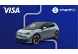 1 x mașina electrica Volkswagen ID.3, 2000 x pachet promotional Smartbill pentru 6 luni