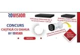 1 x DVR DAHUA XVR5216AN-X 16 Canale, 1 x DVR DAHUA XVR5116HS-X 16 Canale + 8IP, 2 x camera de supraveghere DAHUA HAC-HFW1200R-S3