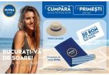 2000 x Voucher Fashion Days de 50 lei, 900 x Palarie de plaja, 1000 x Prosop de plaja