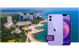 1 x iPhone 12 5G 64Gb Purple