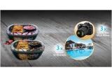 3 x voucher turistic de 5000 lei pentru o vacanta in Romania, 3 x aparat foto DSLR Nikon D7500