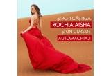 1 x rochia Aisha creata special pentru tine de Diva Bride by IULIA BALAN + curs de automachiaj sustinut de Ana Cucuta - Pro. Makeup Artist
