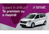 1 x mașina Dacia Lodgy, 320 x salopeta, 4 x Slefuitor pentru pereți și tavane cu aspirator Blade, 4 x Snec (set rotor D 6-3 PFT + stator D 6-3 PFT Pin Twister), 4 x Aplicator profesional banda gips carton Delko Taper