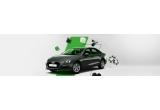 1 x masina Audi A4, 8 x 5000 RON, 8 x 3000 RON, 56 x 1000 RON, 88 x 500 RON
