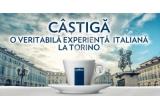 1 x city break 4* la Torino + 2 bilete de avion Business Class pe ruta Bucuresti - Torino + transfer aeroport in Torino & Bucuresti + Cina la Restaurantul Condividere + Vizita la Muzeul Lavazza + tur al orasului Torino, 50 x E-card Decathlon de 300 lei