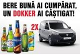 2 x mașina Dacia Dokker