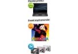 un Laptop HP 550 ( Core2 Duo, T5670, 1.8GHz, 1GB RAM, 160GB HDD),4 x bilete  la concertul Madonna - STICKY & SWEET TOUR/ saptamanal, 1 x aparate foto digitale Sony Cyber-shot (10,1 mega pixeli) / saptamanal<br />