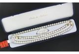 <p> Un set de bijuterii Perle de Mallorca in valoare de 150 lei</p>