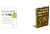 "2 x carti de business (""Business Minds"", ""Concurenta intr-o lume plata"")<br />"