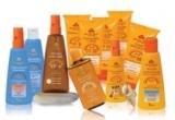 un set de produse Gerovital Plant Sun ( un spray pentru plaja, un lapte hidratant, o crema gel ) / saptamanal<br />