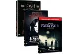 <p> seria de 3 DVD-uri Exorcistul<br /> </p>