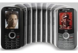 un Telefon Dual SIM WND DUO 2100 cu 2 fete , 2 cartele <br />