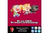 <p> un tricou Aiko, un set de postere , un set de stickere We are Aiko, 10 discount-uri de cate 10 %, (pentru o singura comanda web) pentru fiecare perioada a concursului la achizitionarea de produse de pe aiko-shop.ro<br /> </p>