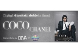 4 invitatii duble la filmul&nbsp; &bdquo;Coco Chanel, Hollywood Multiplex <br />
