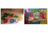 3 x Premii -Un set pentru modelaj sau pentru taiat aluat, Un set de 4 linguri de lemn insotite de o carte cu idei pentru obiecte decorative pentru camera copiilor, Un sortulet, 2 x  carti de la editura Cartea Copiilor: Ziua lui Miffy si Miffy pe bicicleta<br />