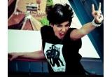 3 x tricouri cu Tokio Hotel<br />