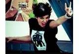 3 x&nbsp; tricouri cu Tokio Hotel<br />