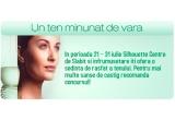un tratamentul facial Baborganic  la Silhouette Centre de Slabit si Infrumusetare, Bucuresti <br />