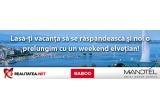 "<p> 3 x weekend la Geneva (2 bilete de avion oferite de <a href=""http://www.flybaboo.com/"" target=""_blank"" rel=""nofollow"">Baboo </a>+ cazare 2 nopti la hotel 4 **** din lantul <a href=""http://www.manotel.com/en/index.php"" target=""_blank"" rel=""nofollow"">Manotel</a> + card gratuit de transport)<br /> </p>"