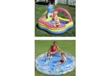3 x piscina gonflabila <br />