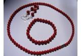 un set de bijuterii din coral rosu oferit de <a rel=&quot;nofollow&quot; target=&quot;_blank&quot; href=&quot;http://funny-bijoux.ro/&quot;>funny-bijoux.ro</a><br />