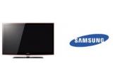 un televizor cu ecran plat Samsung LED<br />