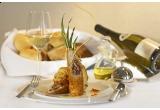 un voucher cu valoare de 150 lei pentru o masa la Restaurantul Odeea<br />