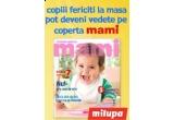 o sedinta foto profesionala pentru copil tau ( pozele vor aparea pe coperta revistei mami in luna octombrie ),10 x produse oferite de Milupa + un abonament la revista mami pentru 3 luni<br /> <br />