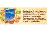 2 x cartea Dieta Montignac - Mananca de placere, mentine-te in forma<br />