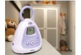 un MONITOR AUDIO , UN MONITOR VIDEO de supraveghere a bebelusului<br />