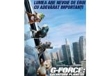"<p> 2 x invitatie de cate 3 persoane la filmul ""G-Force, Salvatorii Planetei"", <br /> </p>"