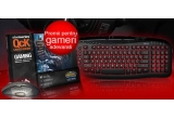 <p> Tastatura Steelseries MERC Stealth, Mouse Steelseries Reaper, Mousepad QCK Wotlk<br /> </p>