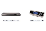 50 premii lunar: DVD player Samsung si MP3 player Grundig