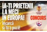 5 x bilet la un meci al echipei favorite in Europa