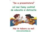 Un loc in tabara de weekend la Poiana Pinului Buzau (training profesionist de public speaking si comunicare)