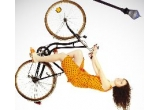 10 x tricou, 2 x abonament anual Cicloteque, o bicicleta