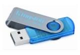 un stick Kingston de 8 GB