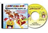 "2 x album de Craciun ""My Very Own Christmas"""