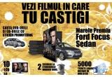 un Ford Focus Sedan, 2 x excursie la studiourile Warner Bros, 5000 x tichet cadou, 10 x LCD LG