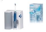 un dus bucal Oral B Professional Care MD18 pentru tine si familia ta