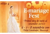 100 x invitatie la E-MARIAGE FEST