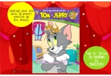 10 x carte de colorat Tom&Jerry