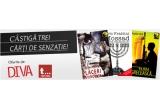 """""""Placeri nevinovate"""" de VT Morgan, """"Mossad, mania Israelului"""" de Eric Frattini, """"Filiera greceasca"""" de Bogdan Hrib"""