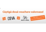 2 x vouchere in valoare de  200 de RON oferite de Beauty Arena