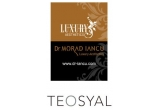 un tratament de marire a buzelor cu acid hialuronic Teosyal Kiss