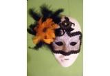 4 x o masca venetiana