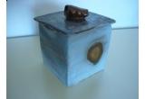 Un accesoriu handmade oferit de artcesoriihandmade.blogspot.com